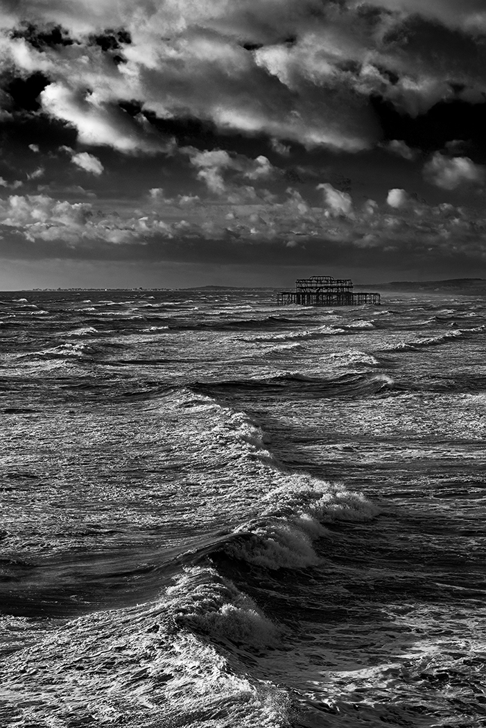 Storm Brewing by Paul Whitmarsh