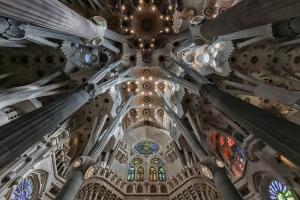 Familia Sagrada, Barcelona by Vera Stevens