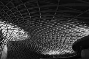 Sweeping Lines by Paul Whitmarsh