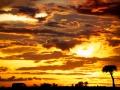 Mara sunset by Cheryl Morris