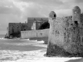 Coastal Fortress by cathy McFadden