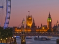 WESTMINSTER AT DUSK by Greg Gillies