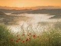 Sunrise on the Iberian Border by Czech Conroy