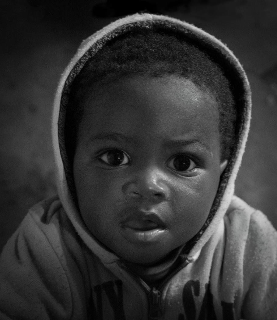 Township Toddler by Steve Jones
